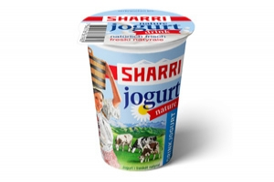 Neu: Sharri Jogurt Drink «nature» 225 ml